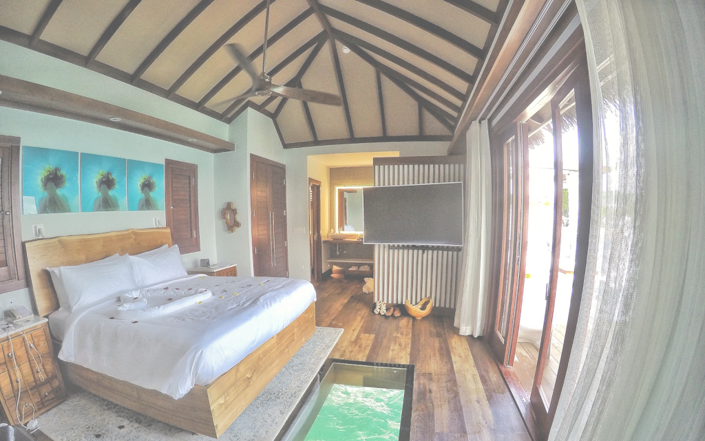 Fabulous Jamaica's Newest Overwater Bungalows Come With The Bathtub Of Your in Fresh Jamaica Overwater Bungalows