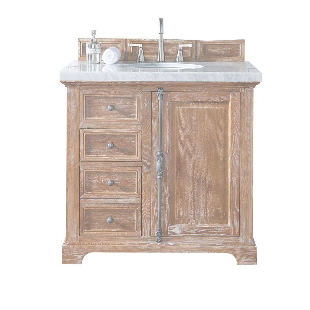 Fabulous James Martin Signature Vanities Providence 36 In. W Single Vanity In with regard to Fresh James Martin Bathroom Vanities