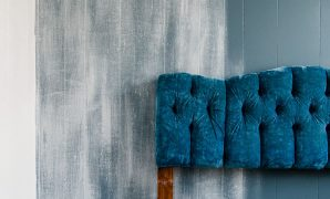 Fabulous Jan 16 Dry Brushed Wall Transformation | Pinterest | Wall Textures intended for Wall Painting Techniques