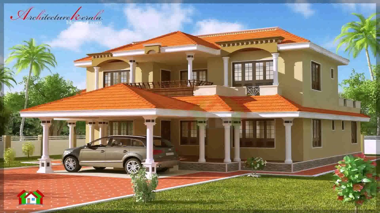 Fabulous Kerala Style House Plans With Photos - Youtube in Kerala Traditional House Plans With Photos