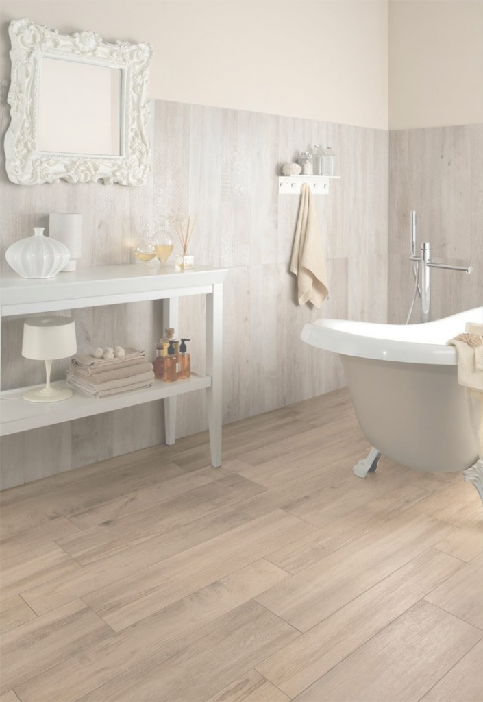 Fabulous Laminate Floor Bathroom | Spirit Decoration in Luxury Laminate Flooring Bathroom