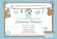 Fabulous Latest Baby Boy Shower Invitations As Free Baby Shower Invitation inside New Baby Boy Baby Shower Invitations