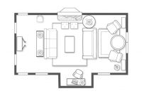 Fabulous Living Room Floor Plans New Ideas Within 3 | Winduprocketapps inside Living Room Floor Plans