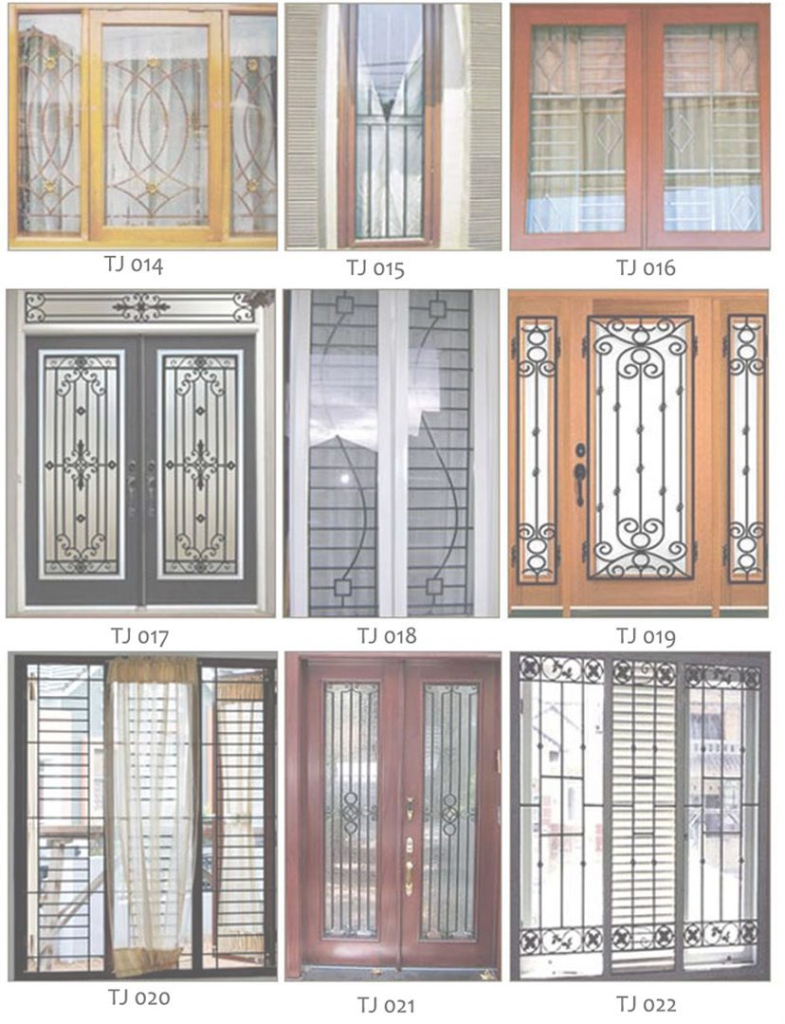Fabulous Modern Window Grill Design Catalogue 2018 - Condointeriordesign pertaining to Simple Grill Design For Windows