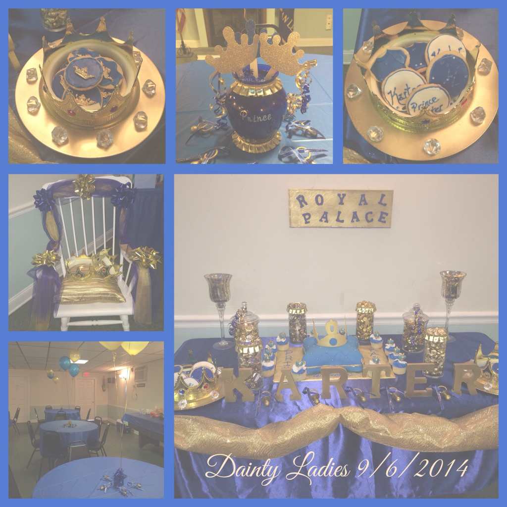 Fabulous Modest Design Royal Blue And Gold Baby Shower Decorations Terrific inside Royal Blue And Gold Baby Shower Ideas