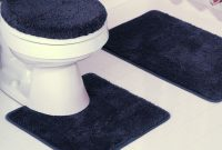 Fabulous Navy Blue Bathroom Rug Set | Bathroom Ideas | Pinterest | Navy Blue inside Inspirational Blue Bathroom Rug Sets