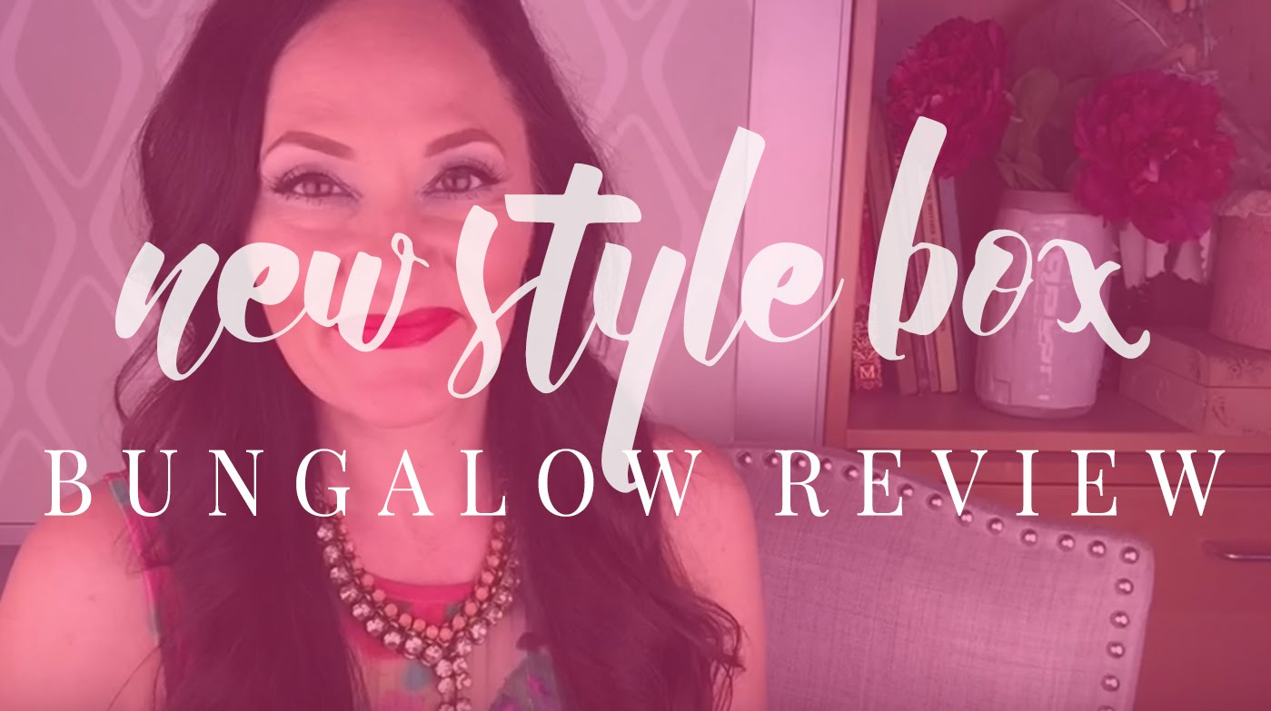 Fabulous New Clothing Subscription Box Bungalow Clothing First Impressions in Fresh Bungalow Clothing