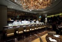 Fabulous Nobu Restaurant In Perth With Ice International Handtufted Wall-To regarding Private Dining Rooms Perth