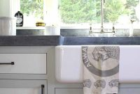 Fabulous Not Another White Kitchen Two Tone Kitchen Cabinets Grey And White inside Grey And White Kitchen Cabinets