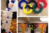 Fabulous Olympic Themed Decorations | Reviravoltta throughout Fresh Olympic Themed Decorations