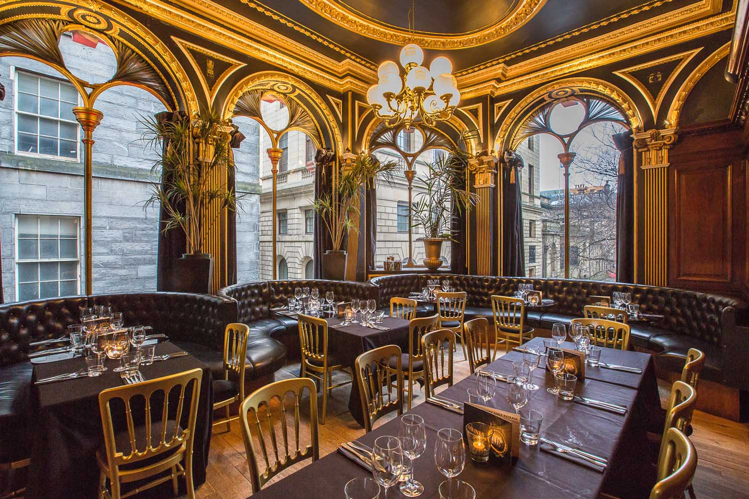 Fabulous Photograph Gallery The Dining Room | The Voodoo Rooms with regard to High Quality The Dining Room Edinburgh