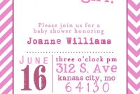 Fabulous Printable Baby Shower Cards Unique Baby Shower Invitations For Girl throughout Set Printable Baby Shower Cards