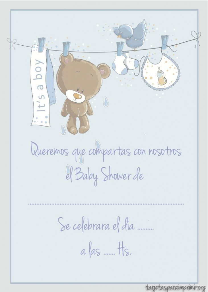 Fabulous Resultado De Imagen Para Invitaciones Baby Shower Varon inside Good quality Invitaciones De Baby Shower Para Niño