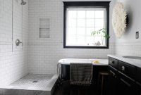 Fabulous Retro Bathroom Design Ideas More – Gmm Home Interior | #27716 in Vintage Black And White Bathroom Ideas