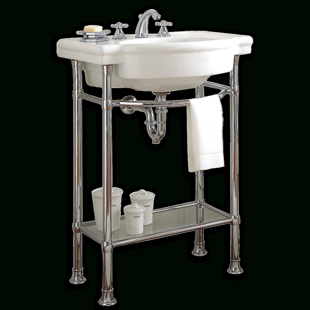 Fabulous Retrospect 27 Inch Bathroom Console Sink | American Standard with regard to Good quality Standard Bathroom Sink