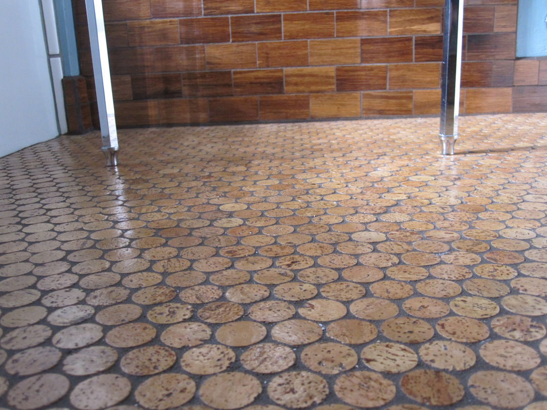Fabulous Sealed Cork Flooring Bamboo Flooring Cost Of Cork Flooring White intended for Fresh Cork Flooring Bathroom