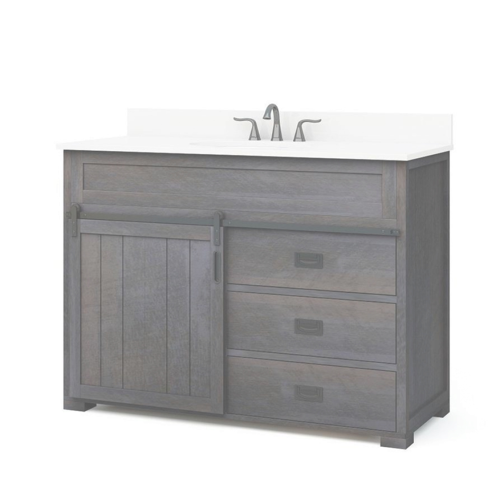 Fabulous Shop Bathroom Vanities At Lowes pertaining to Lowes Bathroom Vanities