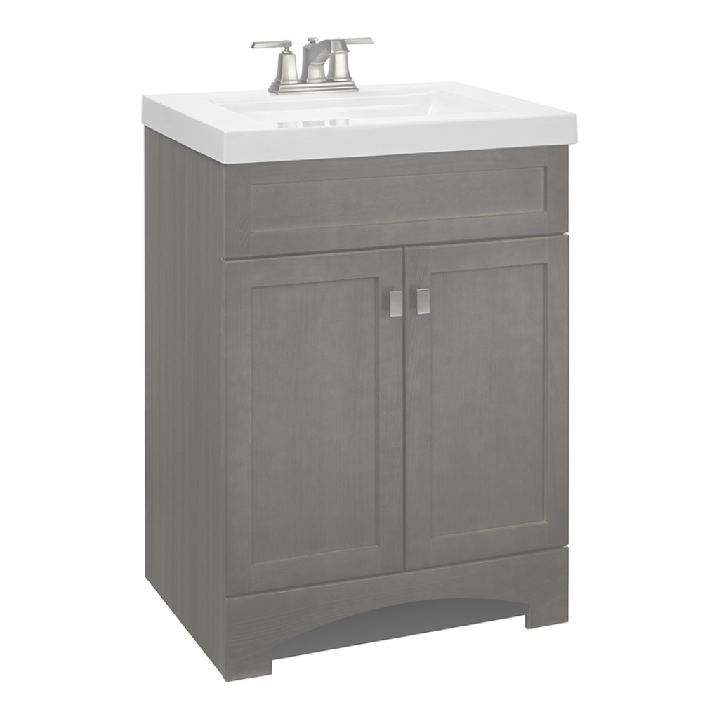 Fabulous Shop Bathroom Vanities With Tops At Lowes inside Beautiful 24 Bathroom Vanity And Sink