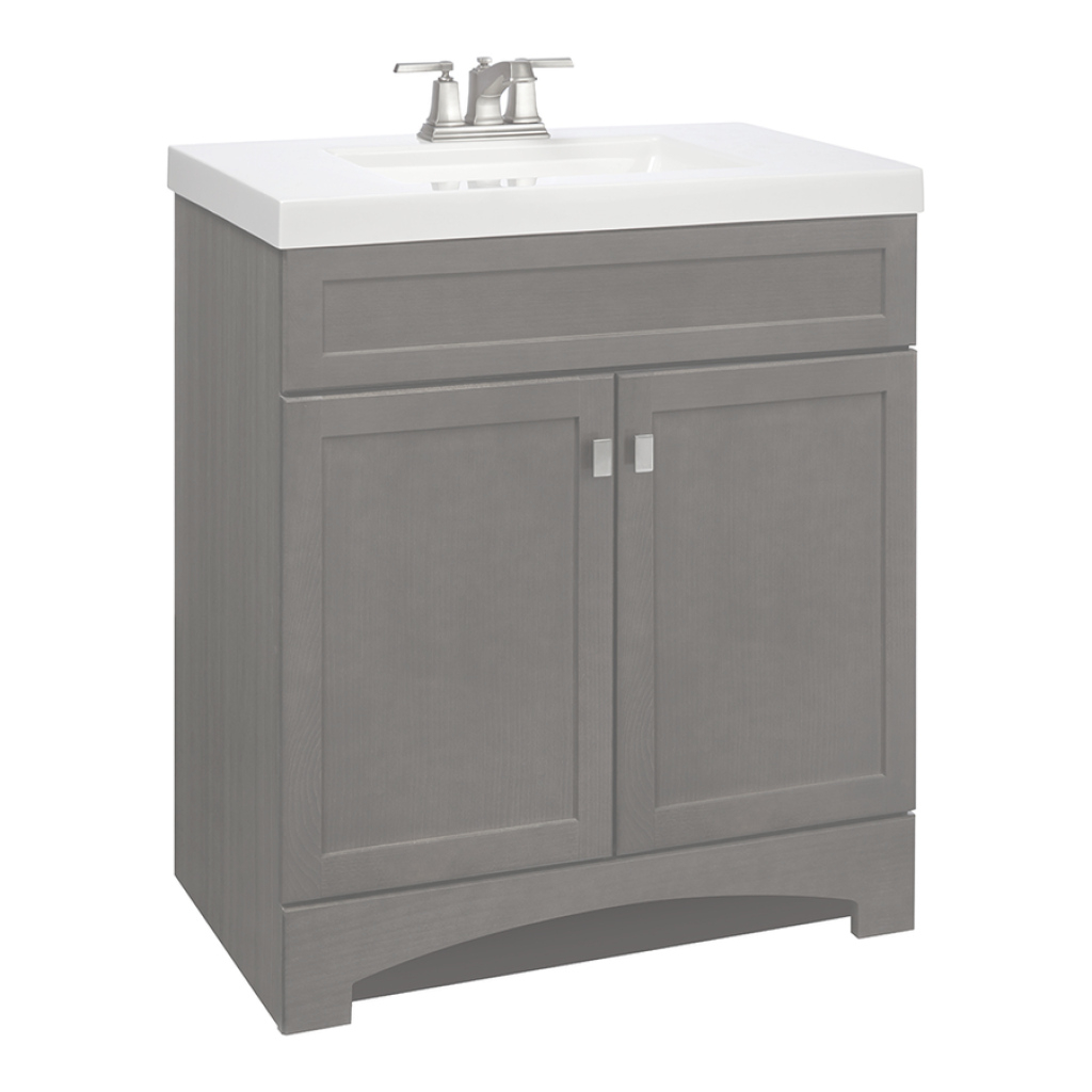 Fabulous Shop Bathroom Vanities With Tops At Lowes With 30 Inch Bathroom Vanities Ideas House Generation