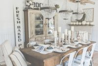Fabulous Simple & Neutral Fall Farmhouse Dining Room | Pinterest | Rustic inside Dining Room Ideas Pinterest