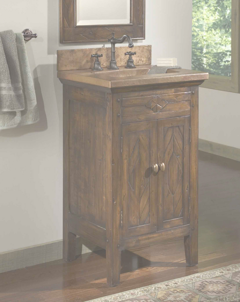 Fabulous Simple Rustic Bathroom Vanity - Rustic Bathroom Vanity – Home Design for Bathroom Vanity Rustic