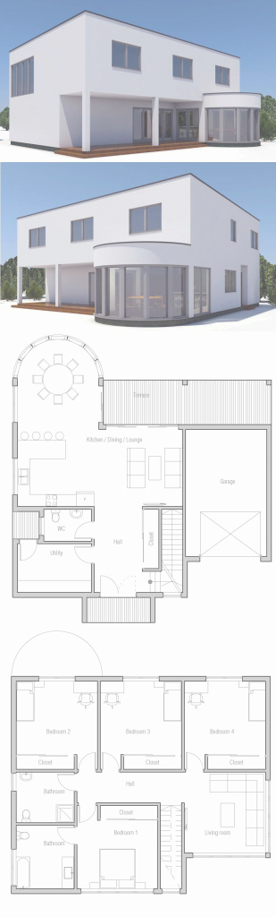 Fabulous Sims 3 House Plans Blueprints Lovely Modern House Plan | Home Floor inside Lovely Sims 3 House Plans Blueprints