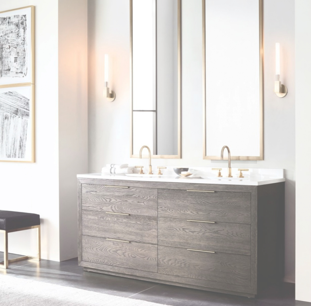 Fabulous Sleek Luxury Bathroom Vanities : Top Bathroom - Luxury Bathroom with Unique Luxury Bathroom Vanity