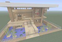 Fabulous Small Modern Home Minecraft Project – Home Art Decor | #13597 for Minecraft Small Cool Houses