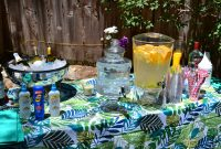Fabulous Summer Party Theme Ideas – Humboldt Event Services throughout Summer Baby Shower Ideas