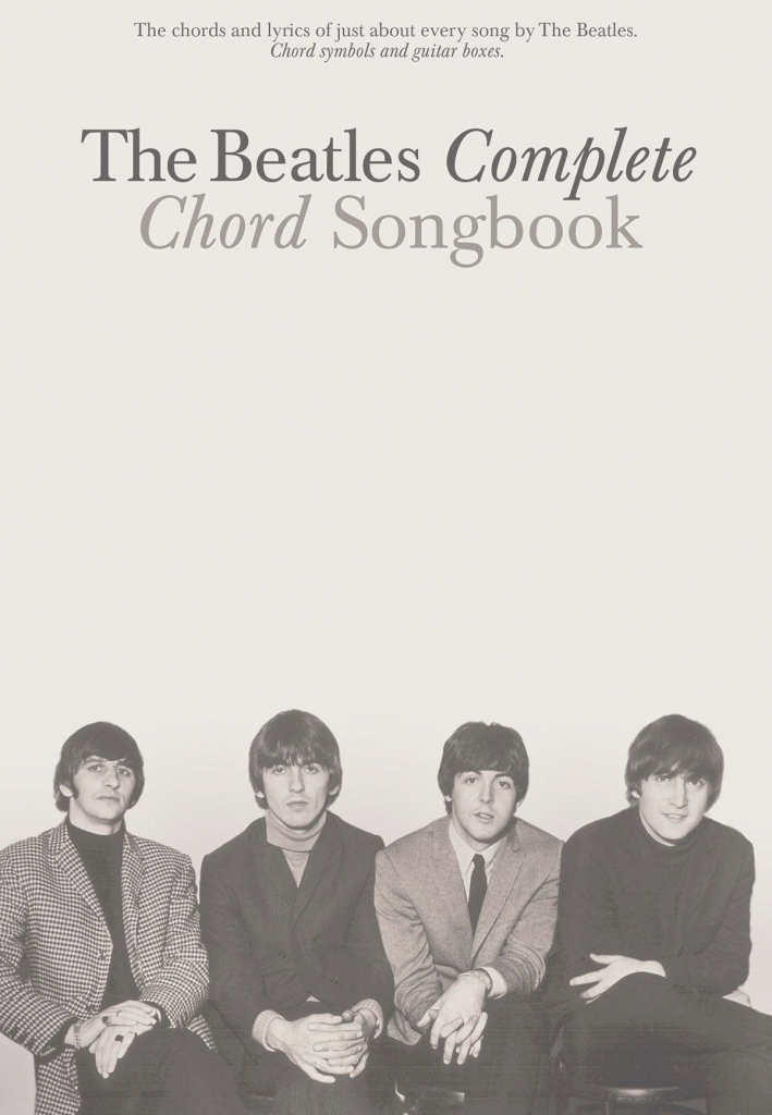 Fabulous The Beatles Complete Chord Song Book inside Bungalow Bill Chords
