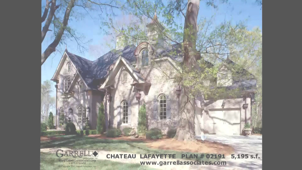 Fabulous The Chateau Lafayette House Plan # 02191Garrell Associates, Inc throughout Lovely Chateau Lafayette House Plan Pictures