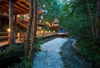 Fabulous Tree Houses, Glamping Tents, Pier Tents, .. In Garden Village for Elegant Garden Village Bled
