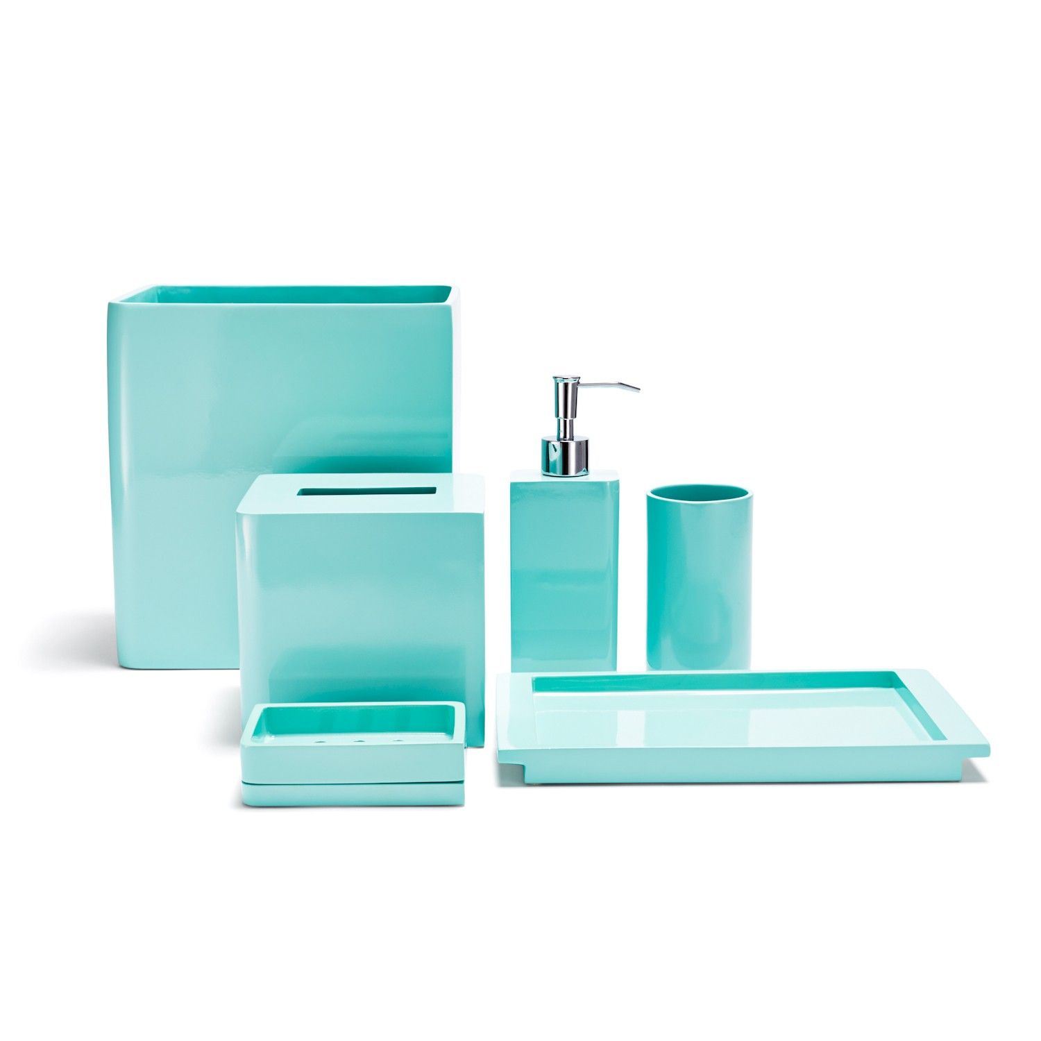 Fabulous Unique Turquoise Bathroom Accessories For Decoration pertaining to Fresh Light Blue Bathroom Accessories