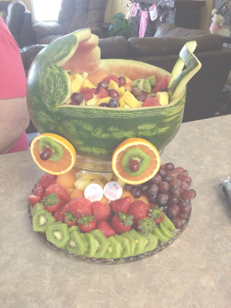 Fabulous Watermelon Baby Carriage | Baby Shower Ideas | Pinterest with regard to Review Watermelon Baby Shower