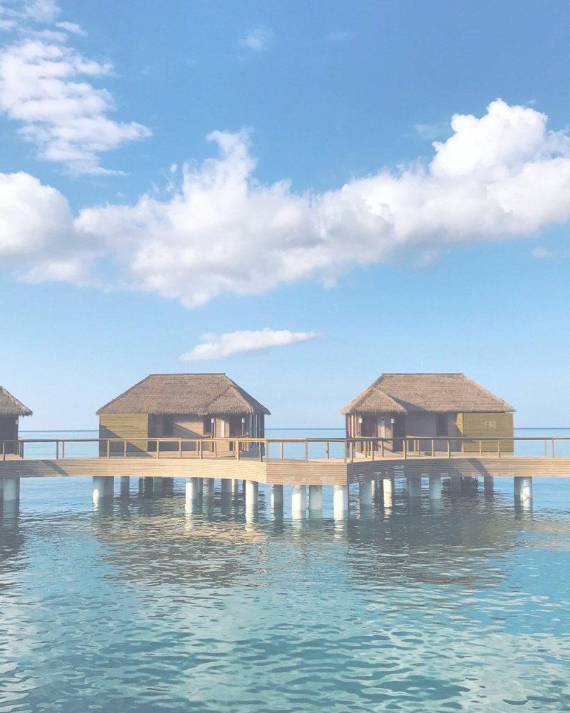 Fabulous What It's Like To Stay In Overwater Bungalows In Jamaica | Popsugar inside Overwater Bungalows Jamaica