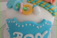 Fabulous What To Put On A Baby Shower Cake Amazing Baby Shower Cakes Publix pertaining to Luxury Baby Shower Cakes Publix