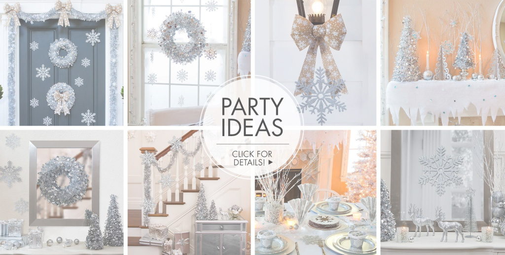 Fabulous Winter Wonderland Theme Party Decorations Fall Door Decor Sink And in Winter Wonderland Table Decorations
