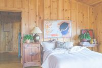 Fancy 10 Cozy, Cabin-Chic Spaces We're Swooning Over | Hgtv's Decorating within Unique Cabin Bedroom