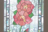 Fancy 138 Best Stained Glass Images On Pinterest | Stained Glass Windows regarding Window Design Glass