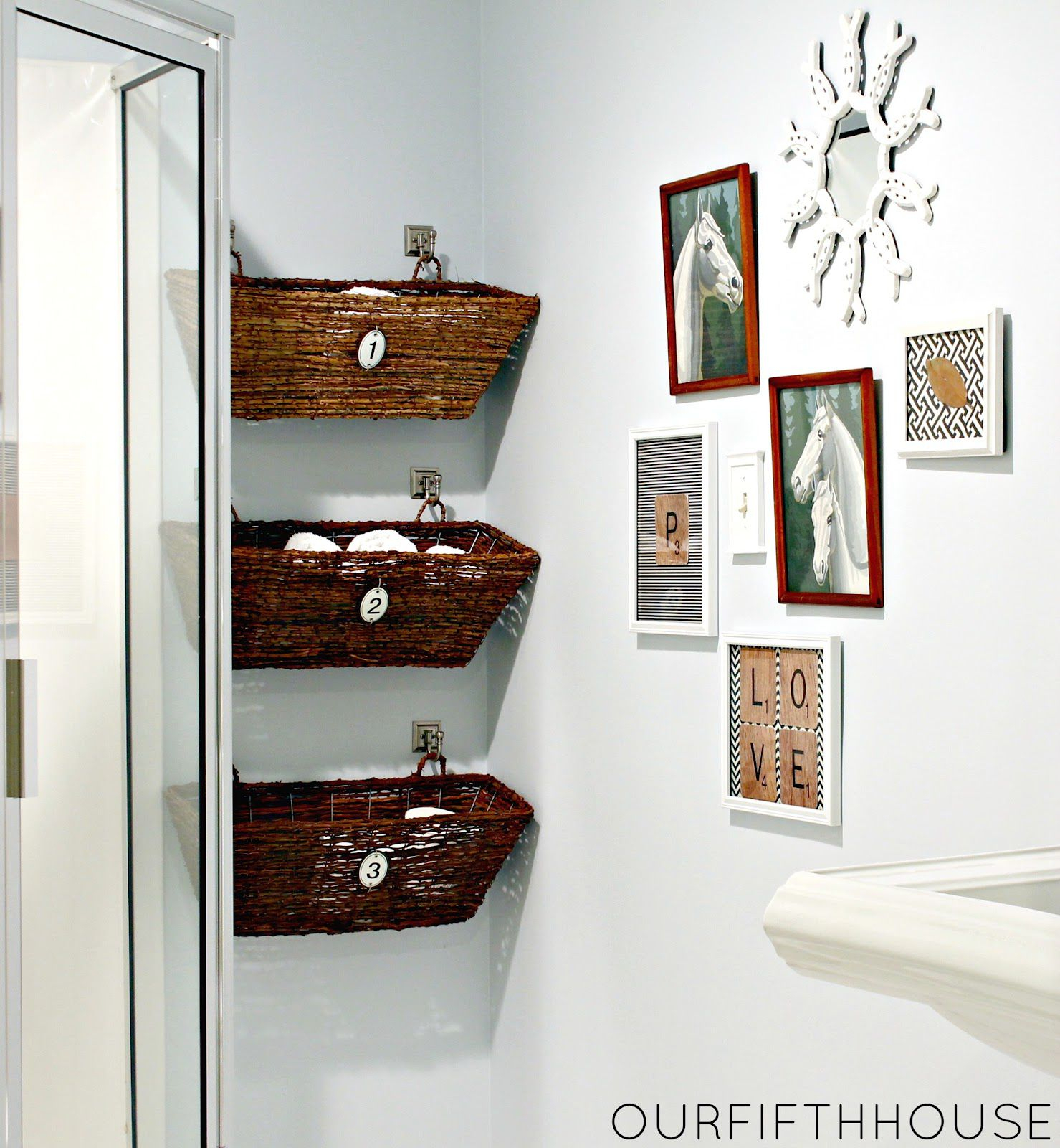Fancy 15 Small Bathroom Storage Ideas - Wall Storage Solutions And Shelves with regard to Best of Bathroom Wall Storage Ideas