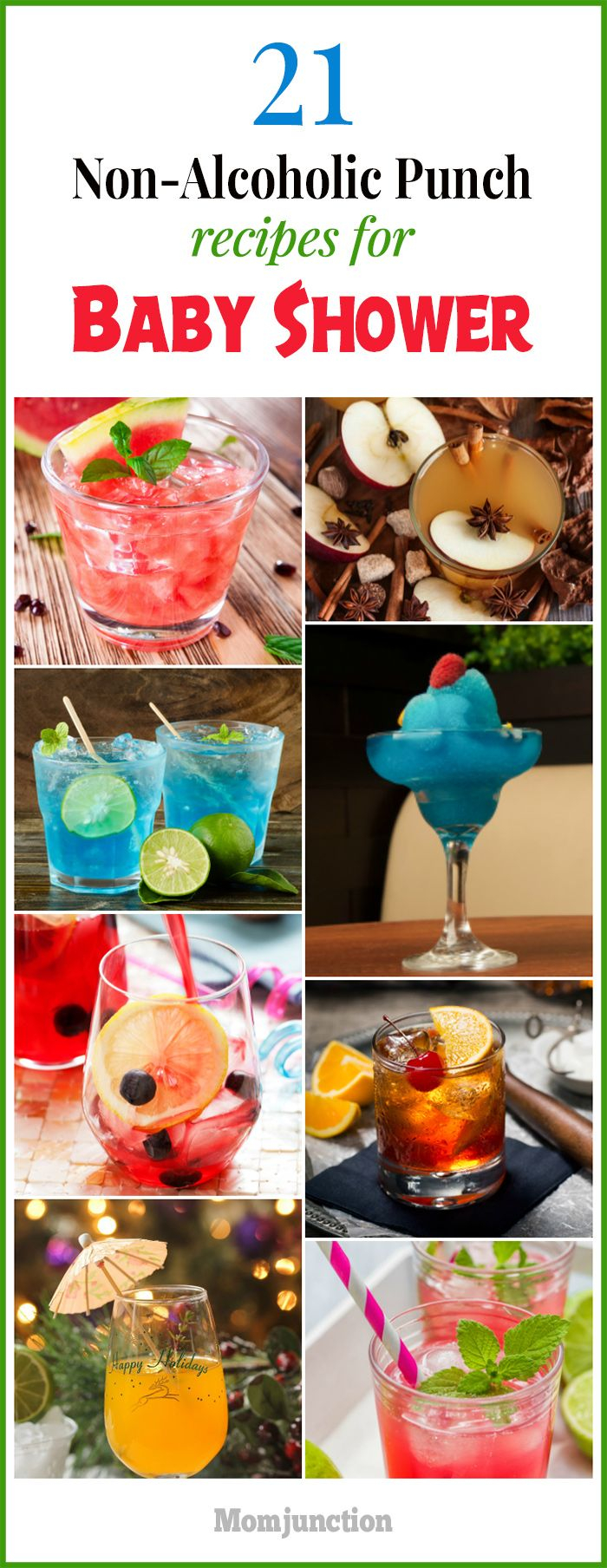 Fancy 21 Yummy, Non-Alcoholic Punch Recipes For Baby Shower | Alcoholic pertaining to Beautiful Punch Recipes For Baby Shower