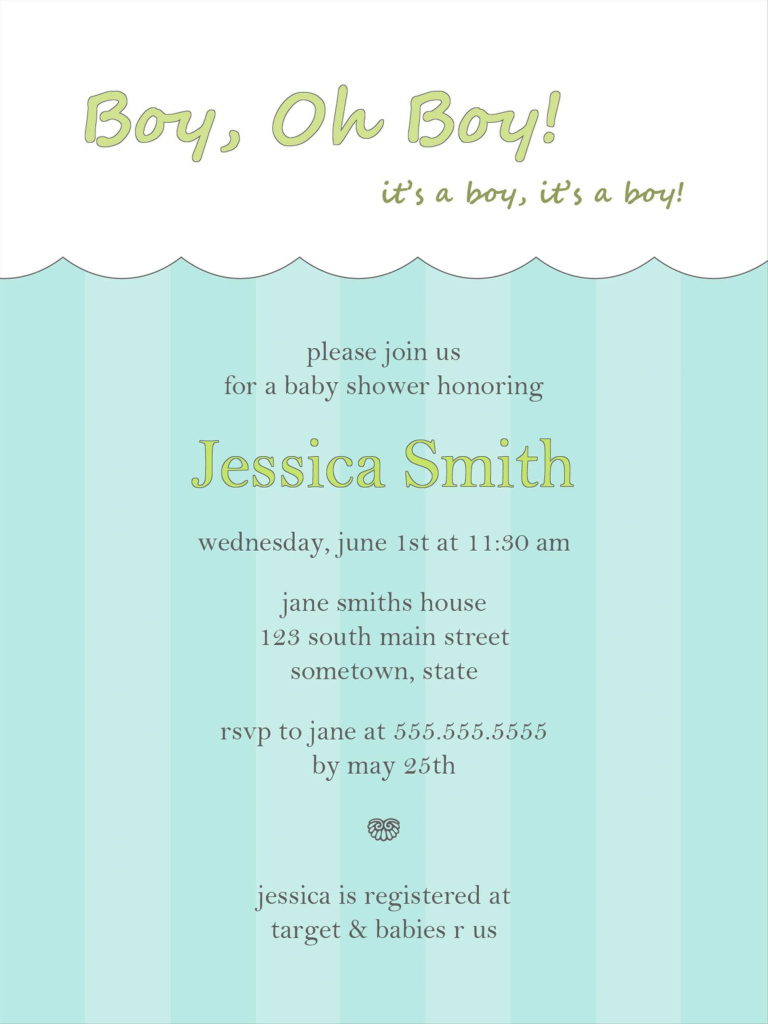 Fancy 2Nd Baby Shower Invitations | Applmeapro.club within Baby Shower For 2Nd Baby