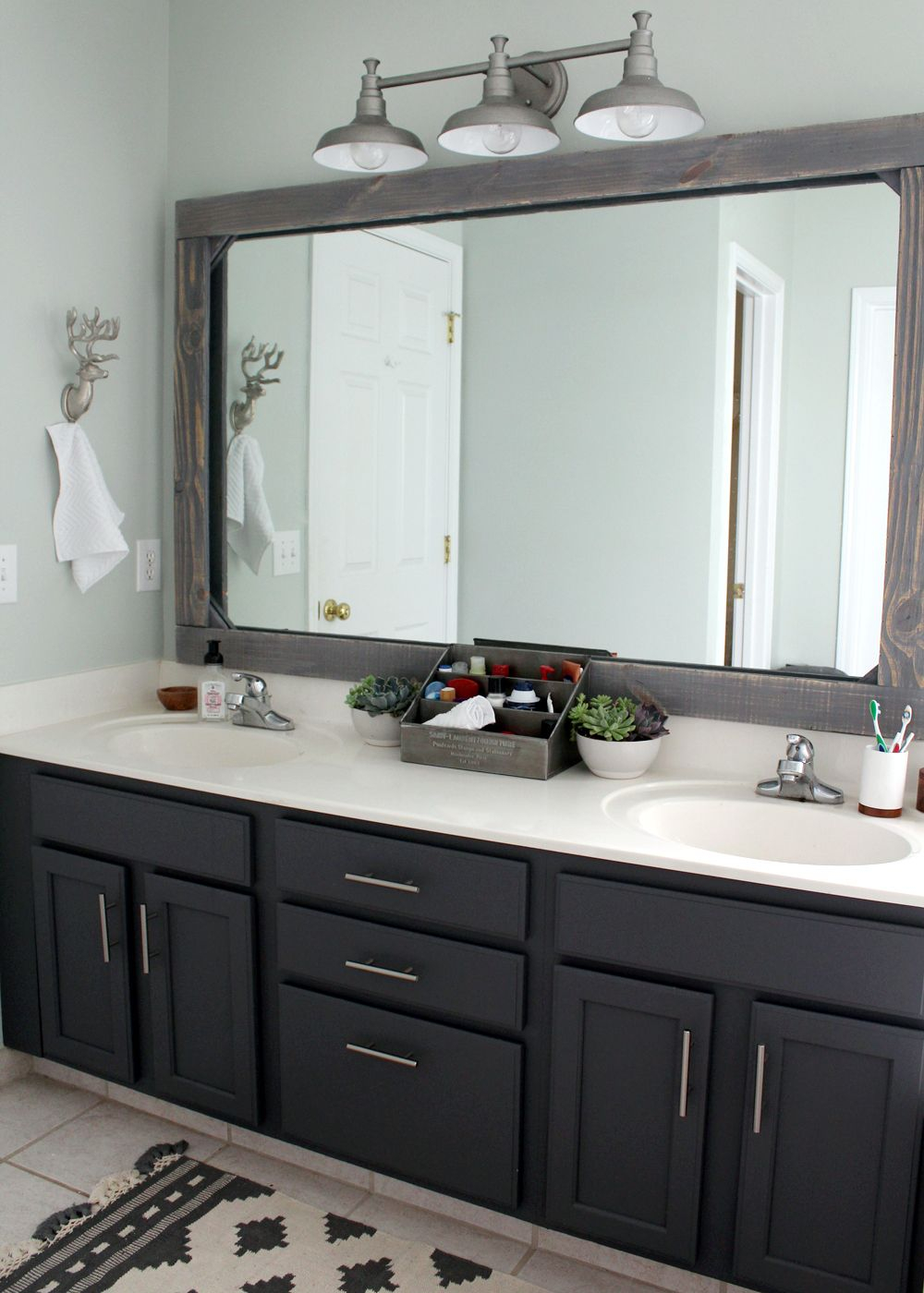 Fancy $300 Master Bathroom Remodel | Pinterest | Master Bathrooms regarding Inexpensive Bathroom Remodel