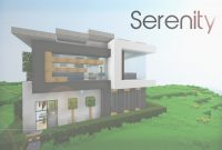 Fancy 36 Luxury Of Medium Modern House Minecraft Pictures | Www.thewbba regarding Medium Modern House Minecraft Image