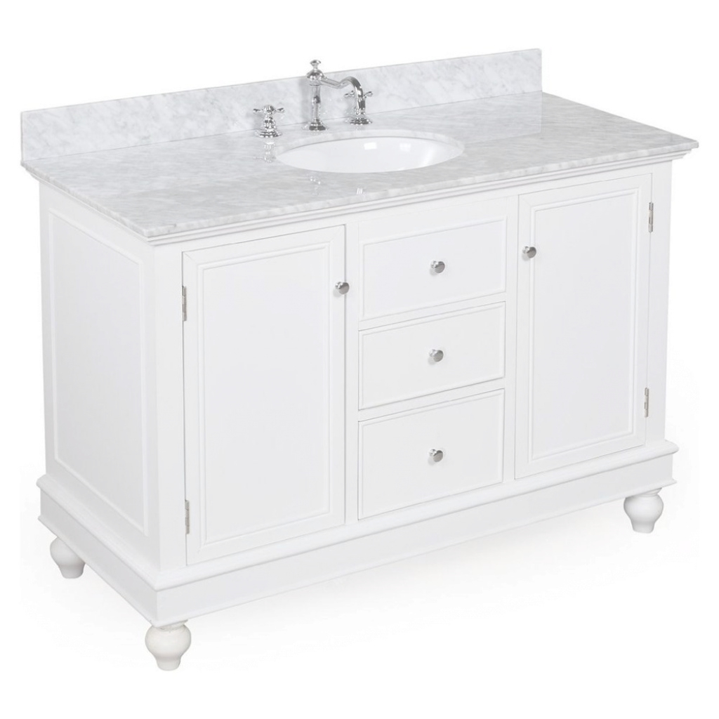 Fancy 40 Inch Bathroom Vanity Elegant Vanities Amazon Com Throughout 34 intended for 40 Bathroom Vanity