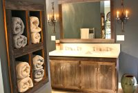 Fancy 70 Most Dandy Used Bathroom Vanity Small Ideas Barnwood Shaker Style pertaining to Barnwood Bathroom Vanity