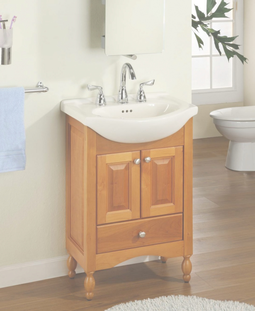 Fancy 81 Most Brilliant Narrow Depth Bathroom Vanities Industries Windsor within Narrow Depth Bathroom Vanities