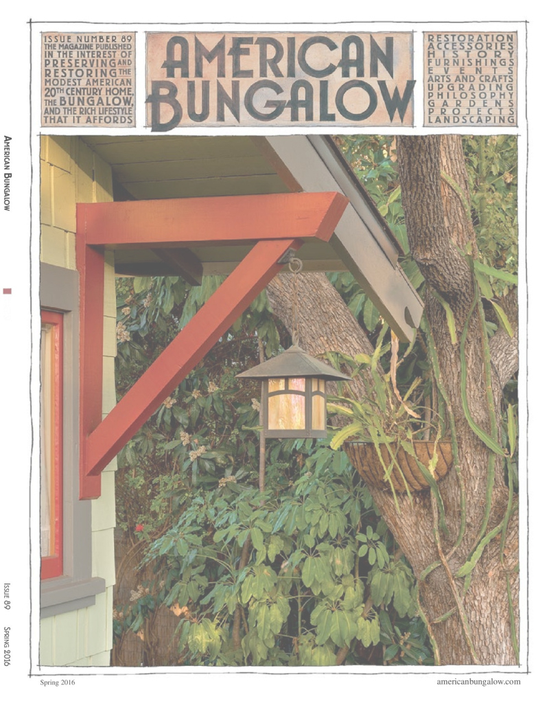 Fancy American Bungalow Spring 2016 Sample Issue Pages 1 - 36 - Text regarding American Bungalow Magazine
