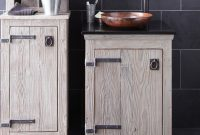 Fancy Americana Rustic Bathroom Vanity Bases | Native Trails intended for Bathroom Vanity Cabinet