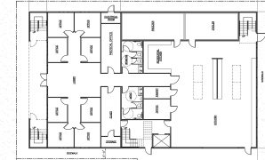 Fancy Architectural Floor Plans - Interior4You in Lovely Architectural Plans